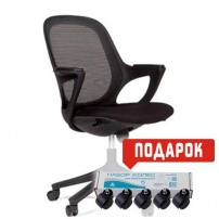 Кресло Cairman 820 black